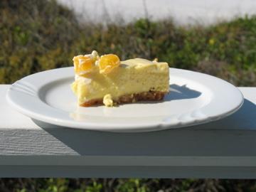 Edible Therapy: Frozen Mango Cream Cake